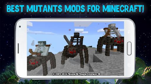 Mutants mods for Minecraft 2.3.28 screenshots 8