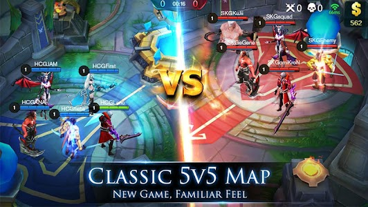 Mobile Legends: Bang bang 1 1 37 1241 APK for Android