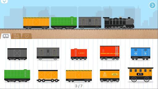 Brick Train Build Game For Kids & Preschoolers 1.5.140 screenshots 5