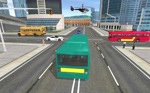 Bus Simulator 3D City 2018 1.0 screenshots 11
