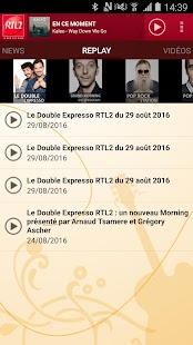 RTL2 - Le son Pop-Rock- screenshot thumbnail