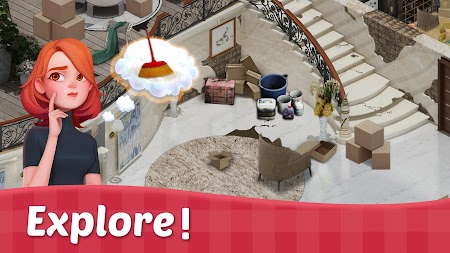 Sweet House APK screenshot thumbnail 6