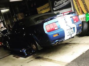 """マスタング コンバーチブル  09 GTのカスタム事例画像 PONY""""18""""さんの2019年04月24日14:26の投稿"""