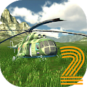 Helicopter Simulator 2 3D icon