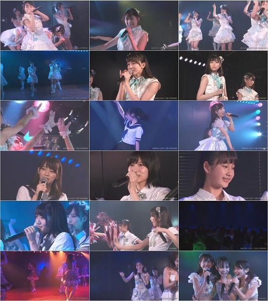 (LIVE)(720p) AKB48 あおきープロデュース 「世界は夢に満ちている」初日公演 Live 720p 170816