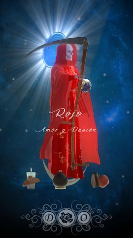 android Santa Muerte 3D Screenshot 0
