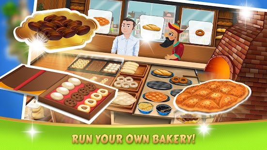 ApkMod1.Com Kebab World - Cooking Game + (Mod Money) for Android Arcade Game
