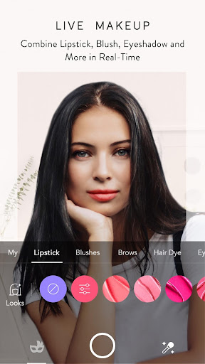 MakeupPlus - Your Own Virtual Makeup Artist 4.8.95 screenshots 1