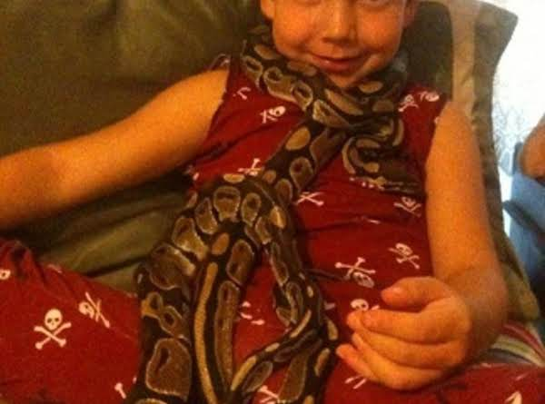 The Snake Charmer Recipe