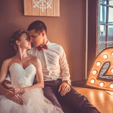 Wedding photographer Nikita Solomanidin (solomanidin). Photo of 31.01.2016