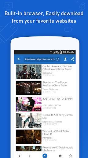 Swift Downloader screenshot 4