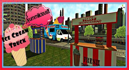 Ice Cream Van Truck 3D 1.0.1 screenshot 169726