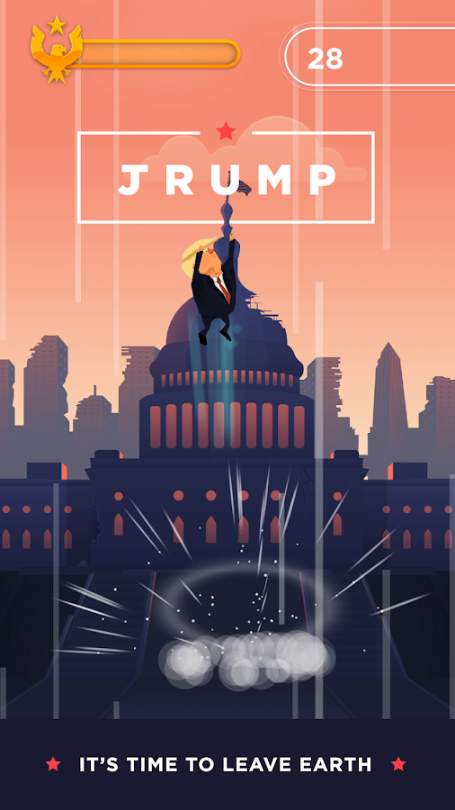 Jrump- screenshot