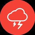 Storm Alert Lightning & Radar icon