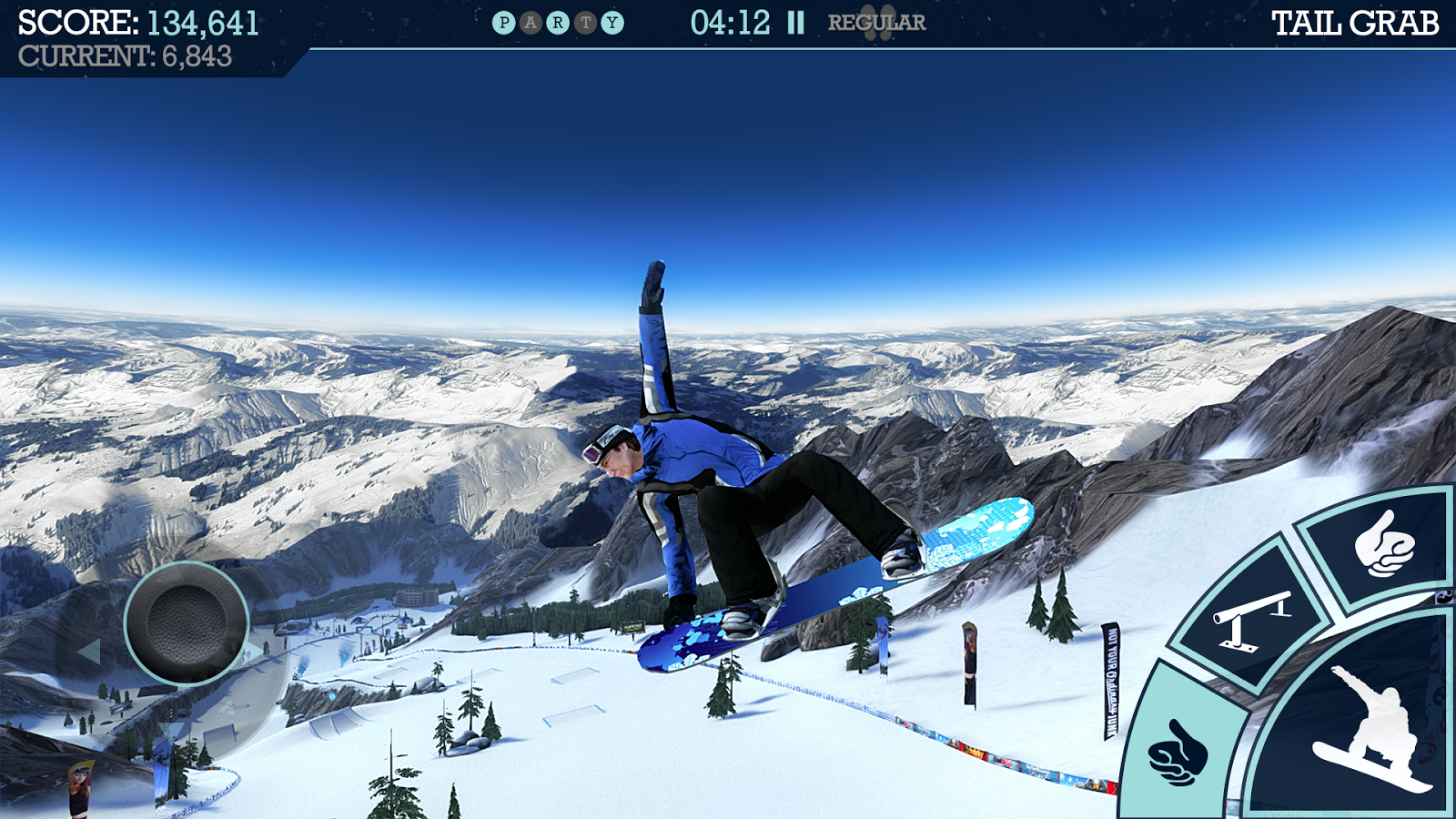 Snowboard Party Lite- screenshot