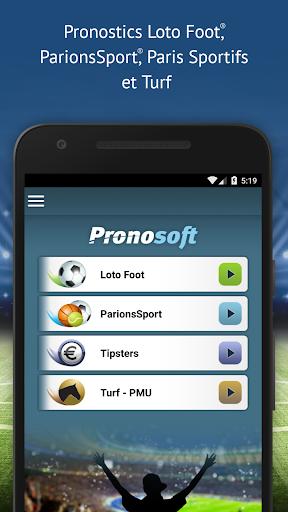 Pronosoft Store 3.4.5 screenshots 1