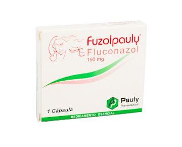 Fuzolpauly 150mg Cápsula   Caja X1Cáp. PAULY Fluconazol