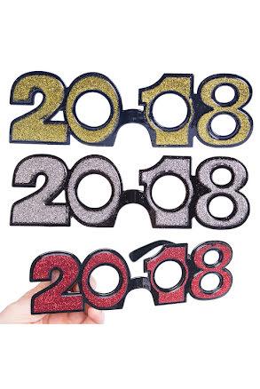 Glasögon 2018, Glitter
