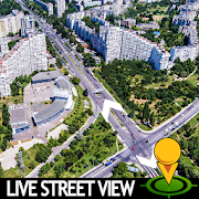 Live Street View 2018 : World Satellite Global Map