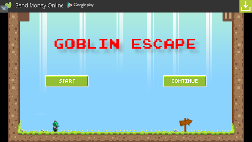 Goblin Escape Reflex Game
