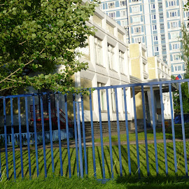 My old Kindergarten, Moscow, Russia (2) by My Photo - City,  Street & Park  Neighborhoods