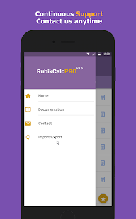 RubikCalcPRO: Programmable Calculator (PRO) Screenshot