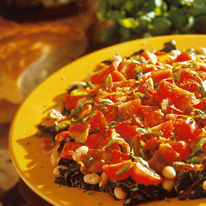 Venetian Bacon and Bean Salad