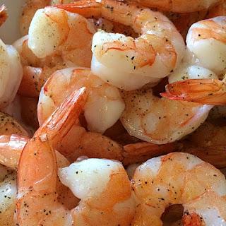 Easy Oven Roasted Shrimp Recipe