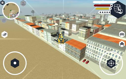 Muscule Car Robot 2.1 screenshots 6