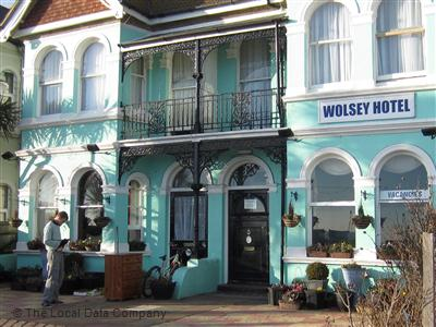 Wolsey Hotel Worthing Hotels Guesthouses