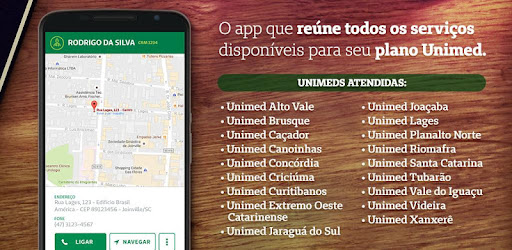 Unimed app (apk) free download for Android/PC/Windows screenshot