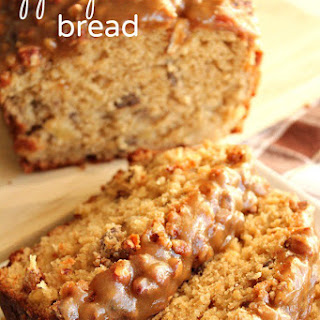 Apple Praline Bread