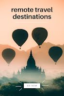 Remote Travel - Pinterest Promoted Pin item