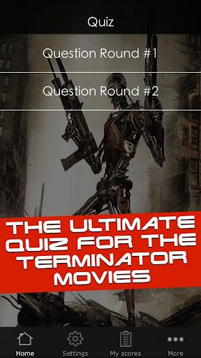 Quiz for the Terminator Movies 1 screenshots 6