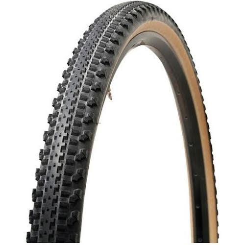 Soma Fabrications Cazadero Tubeless K Tire, 650bx50c, Blk/Tan