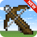 More Tool- Weapon mod for MCPE Icon