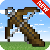 More Tool- Weapon mod for MCPE