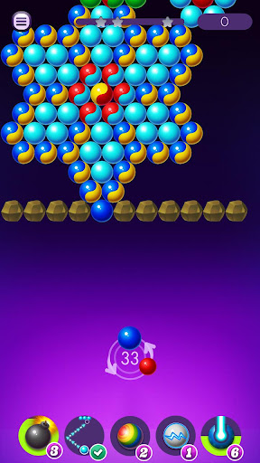 Bubble Shooter Mania apkdemon screenshots 1