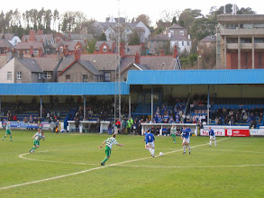 Photo: 12/03/05 v TNS (Welsh Premier League) - contributed by Leon Gladwell