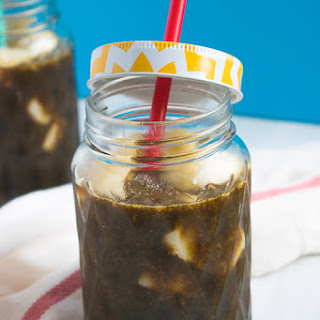 Organic Blackstrap Molasses Iced Tea