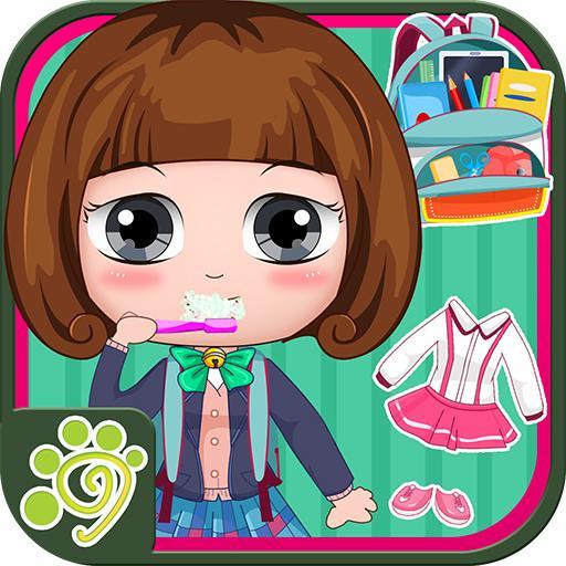 Sofia back to school days game