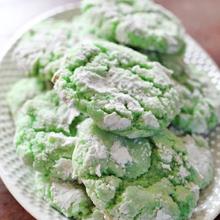 Mint Crinkles