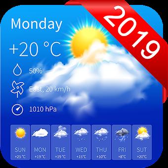 Weather Forecast & Radar