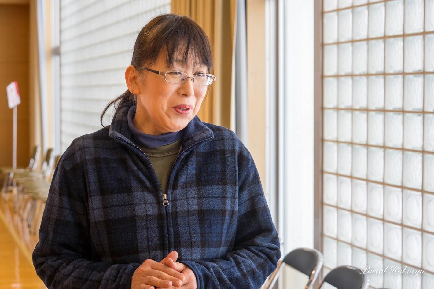ホームペルパー・村井恵さん(介護福祉士)