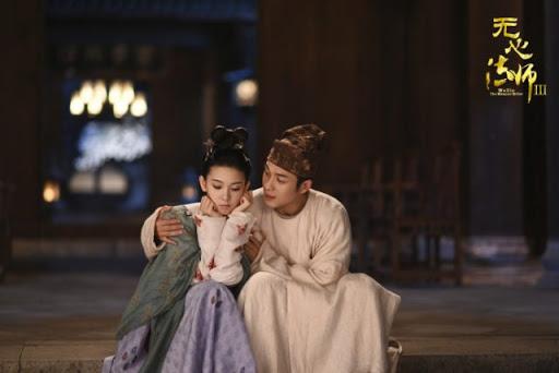 Elvis Han Dongjun Surprising Sebrina Chen Yao On Set Sparks Dating Rumours