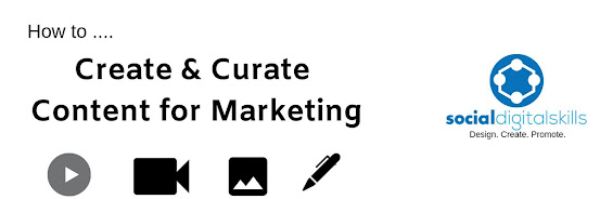 How to Create & Curate Content for Marketing