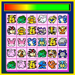 Pikachu in 2003 Icon