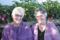 Rita Springer and trudy chiswell photo