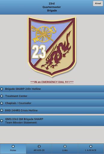 23rd Quartermaster Brigade