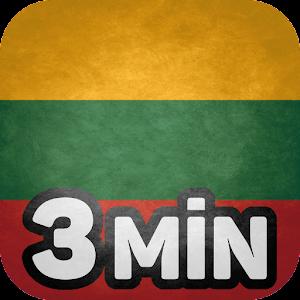Aprender lituano en 3 minutos Gratis